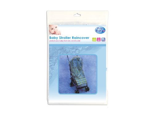 first-steps-weather-protector-raincover-for-pushchair-buggy-spare-occasional-use