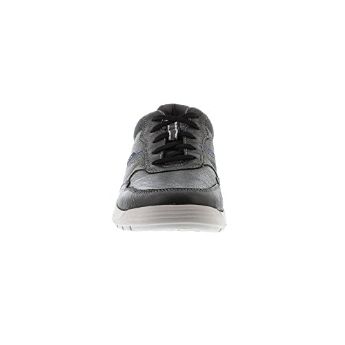 Rockport Randle Ubal Lea Grey, Derbys Homme Grey