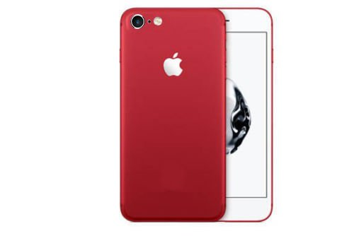 GADGETS WRAP Apple iPhone 6 (Product) Red Special Edition Converter Skin. A8B04