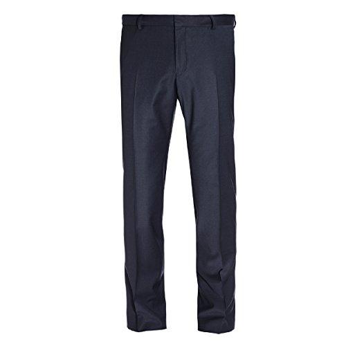 Michaelax-Fashion-Trade -  Abito  - Basic - Maniche lunghe  - Uomo Dunkelblau (0822)
