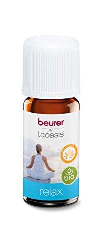Beurer Olio Aromatico Idrosolubile Relax, Rilassante, con Arancia, Ylang Ylang, Benzoe e...