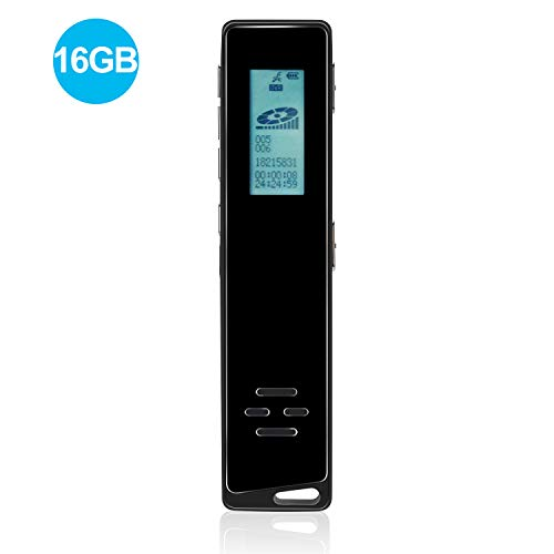 Digital Voice Activated Recorder...