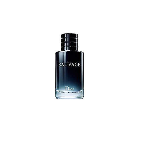 Christian Dior Sauvage Homme/Herren, Eau de Toilette, Vaporisateur/Spray, 1er Pack (1 x 60 ml)