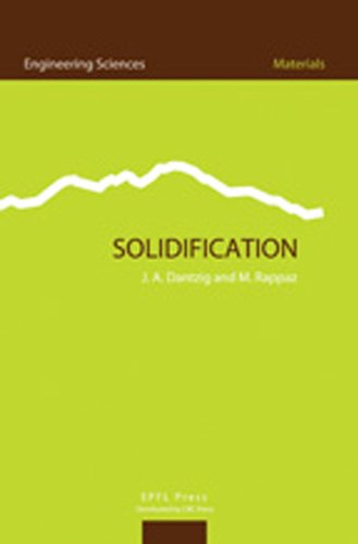Solidification (Engineering Sciences: Materials)