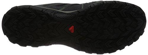 Salomon  Evasion GTX, Chaussures de trekking et randonnée homme Noir - Schwarz (Asphalt/Black/Genepi-X)