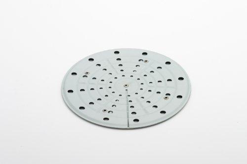 Embout universel la plaque de cuisson: env. 19 cm