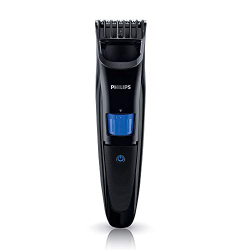1. Philips QT4001/15 cordless Beard Trimmer