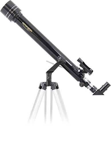 Omegon Teleskop AC 60/700 AZ-1, Linsenteleskop mit 60mm Öffnung und 700mm Brennweite