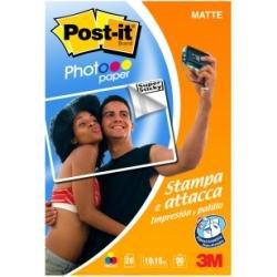 3M Photo POST-IT 20 A6 10 x 15 cm (A6) Carta fotografica