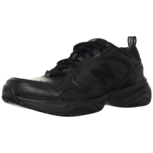 31K0k53TlML. SS500  - New Balance - Mens 626 X-Training Shoes, UK: 8 UK - Width 4E, Black