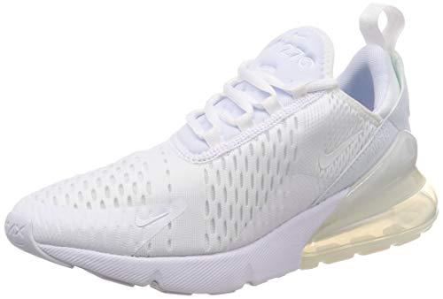 Nike Herren Air Max 270 Laufschuhe Weiß (White 101) 45.5 EU