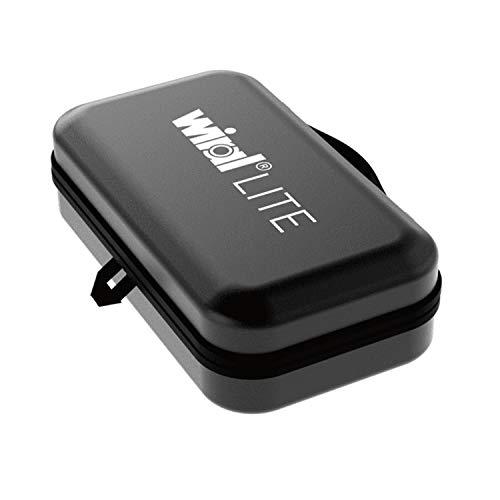 Wiral LITE Premium Travel Case/Tragekoffer für das Wiral LITE Cable Cam System und Zubehör/schwarz Pole Mount Adapter Kit