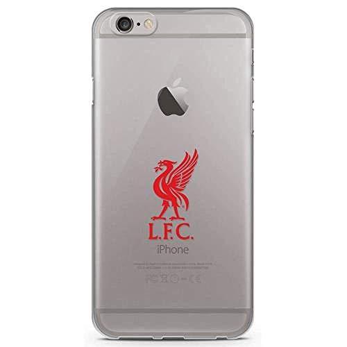 Liverpool FC Offizielles Fußball Geschenk iPhone 6/6S TPU Fall-Ein tolles Weihnachten/Geburtstag Geschenk Idee für Männer und Jungen (Iphone 4 Weihnachts-fall)