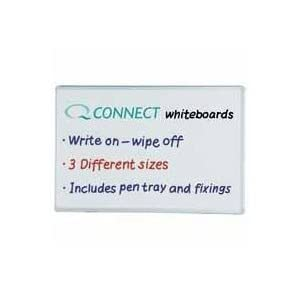 Q Connect 1200x900mm Dry Wipe Board