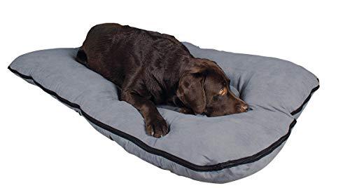 Hundebett / Hundematte XXL, 120x80 cm, grau, Hundematratze