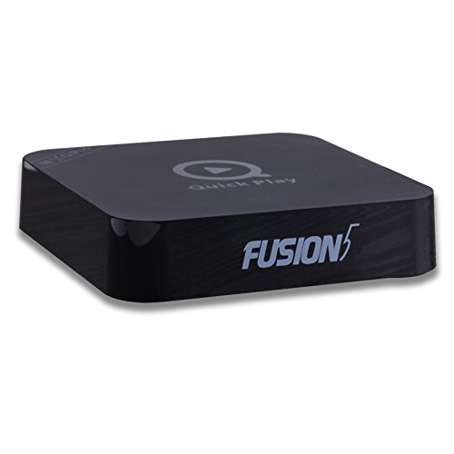 Fusion5 MXQ PRO Quad Core Google Internet TV BOX Mini PC Streaming
