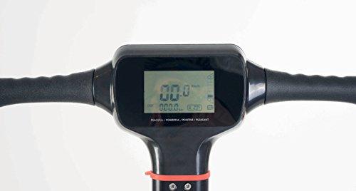 Scoobu Elektro E Scooter mit Lenkstange Pro X130 Black - 4