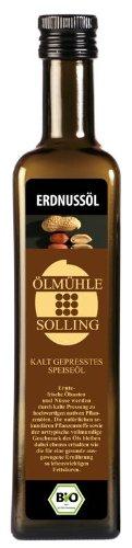 Ölmühle Solling Bio Erdnussöl nativ 250ml