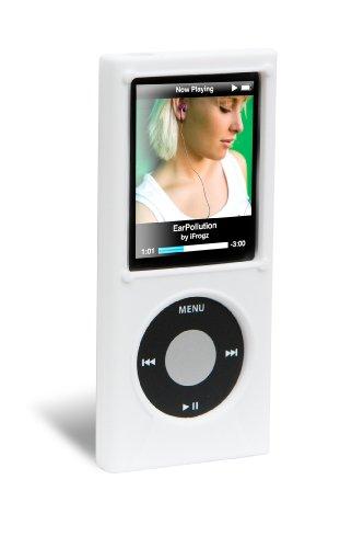 Ifrogz Nano (iFrogz Wrapz for iPod Nano Chromatic 4G - White)