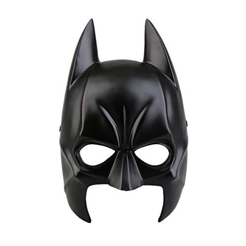 Kongqiabona Halloween Batman Maske Erwachsene Schwarze Maskerade Partei -