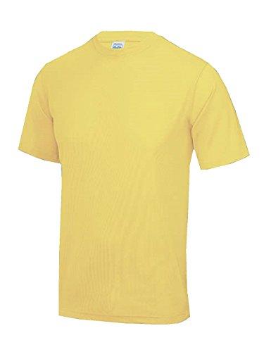 Just Cool - Performance T-Shirt, atmungsaktiv Sherbet Lemon