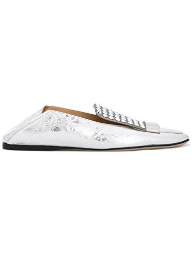 sergio-rossi-womens-a77990mfn1648184-silver-leather-loafers