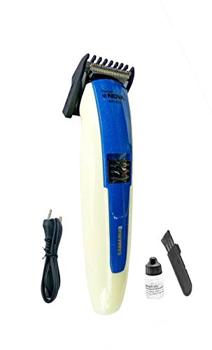 Professional Rechargeable Body Groomer Trimmer For Men - NHC-6321- Multicolor