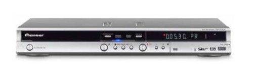 Pioneer DVR-530 H-S DVD- und Festplattenrekorder 160 GB Silber - Festplatte Dvr-dvd-rekorder