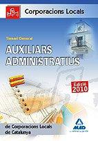 Auxiliars Administratius De Corporacions Locals De Catalunya. Temari