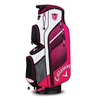 Callaway Chev ORG Sac chariot Taille unique Pink/Black/White