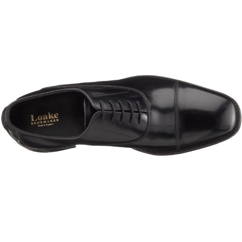 Loake Cagney, Chaussures homme Noir