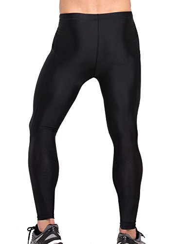 red-plume-allenamento-floccaggio-collant-tinta-uomo-unita-formazione-base-layer-fitness-palestra-run