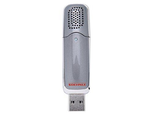 Soehnle 68075 Diffusore aromi Como portatile USB Grey