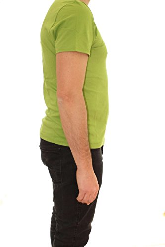 Napapijri Herren T-Shirt Sepik Grun