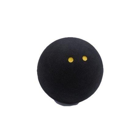 Dunlop Squashball Pro DYD offz. Spielball 1 Ball doppelgelb