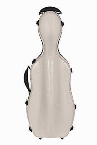 Bratschenkoffer Glasfaser Ultra Light 38-43 cm perle M-Case