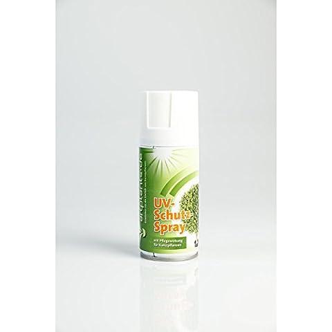 Spray de protección UV con efecto de cuidado para plantas, flores, árboles y palmeras artificiales - Para interior y exterior / Aerosol de 150 ml - artplants