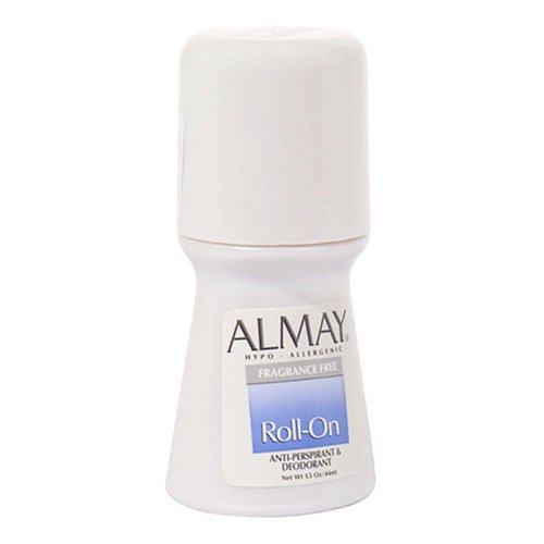 Almay Roll On Fragnance Free Anti-Perspirant & Deodorant 45 ml
