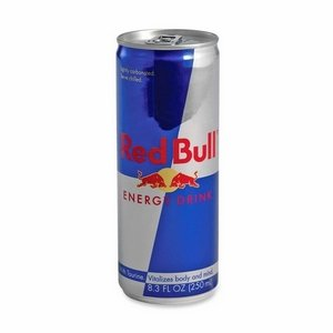 Red Bull Energy Drink, 250 ML Cans, (4 Pack)