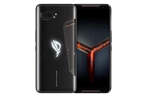"""ASUS ROG Phone II ZS660KL-1A050EU 16,7 cm (6.59"""") 8 GB 128 GB SIM Doble Negro 6000 mAh ROG Phone II ZS660KL-1A050EU, 16,7 cm (6.59""""), 8 GB, 128 GB, 48 MP, Android 9.0, Negro"""