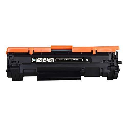Cartucho de tóner de Repuesto para impresoras HP CF244A 44A Compatible con impresoras HP Laserjet Pro M15a M15w, HP Laserjet Pro MFP M28a M28w, Color 1BK 1BK