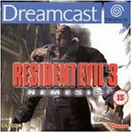 Resident Evil 3: Nemesis [Sega Dreamcast] ...