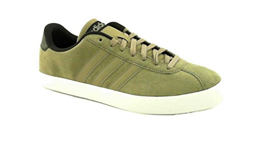 Adidas, Herren Sport - Sneaker, Court - Vulc, Grau