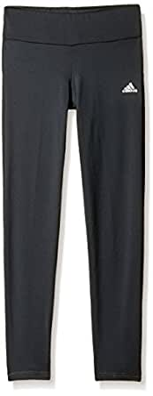 adidas Girls' Trousers (M64341164_Night Grey and Silver Mint_164)