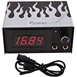 Tatto Machine India Professional LCD digital tattoo power supply For tattoo machines