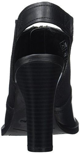 G-STAR RAW Lynn, Sandales Compensées Femme Noir (Black 990)