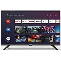 "Schneider - Smart TV 32"" LED32SC400ATV, Android TV, Wifi, Mirroring, Timeshift, HDMI, Negro"