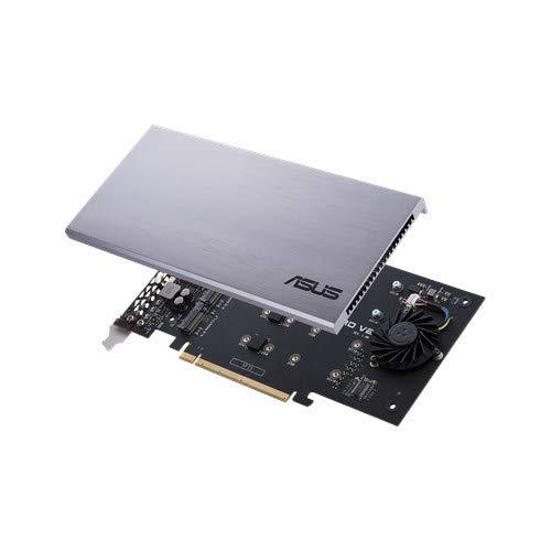 ASUS Hyper M.2 X16 Card V2 Tarjeta Adaptador Interfaz