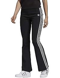 5cce1fac2623 adidas Flared Trackpant Pantaloni A Zampa Donna Neri DV2602 34