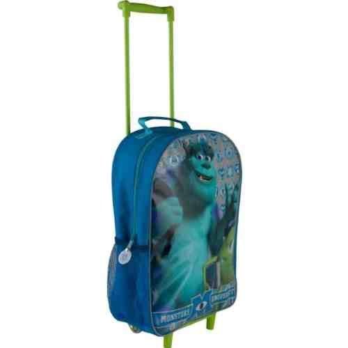 Schultasche Rucksack Reiseset Kinder Junge Ferien Monsters Inc Universität (Monsters Inc Rucksack)